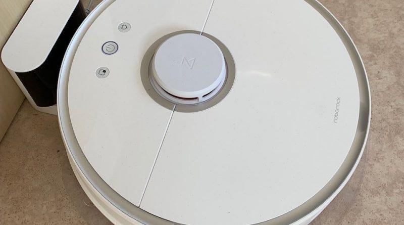 beau aspirateur robot Xiaomi